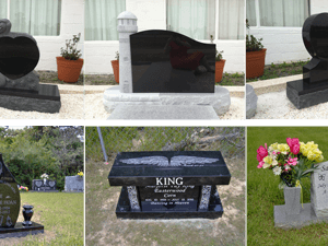 Various Monuments/Headstones