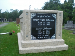 Single Traditional mausoleum in Bay St. Louis, MS